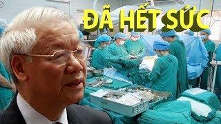 Tin mới cập nhật trưa 15/4:  Bác sĩ thông báo Nguyễn Phú Trọng rơi vào tình trạng ĐỜI SỐNG THỰC VẬT - YouTube