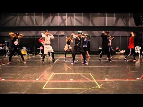 XIA 준수 '꽃' 안무 연습 (XIA JUNSU 'FLOWER' Dance Practice)