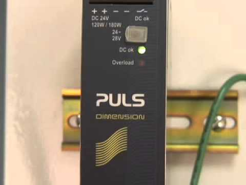 PULS Bonus Power on Dimension Q-Series.