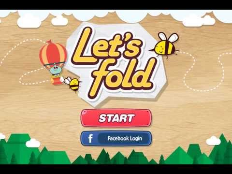 Let's Fold is an innovative mobile puzzle game that reimagines the art of origami, allowing players to compete alongside or against their friends to share the timeless tradition like never before. Boasting over 100 engaging puzzles, Let's Fold captures the worldwide love of origami and encourages players to share it with their friends across the globe.