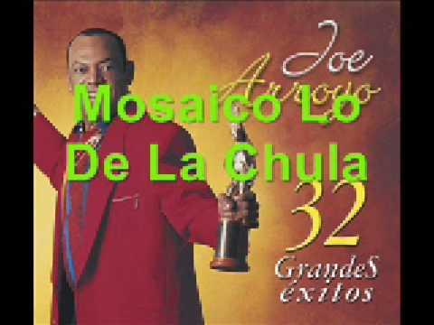 Joe Arroyo - Mosaico Lo De La Chula