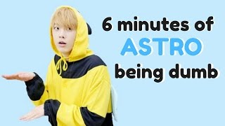 6 Minutes of ASTRO being Extra