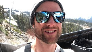 🔴Live Summer Snowboarding On Whistler with Kevin
