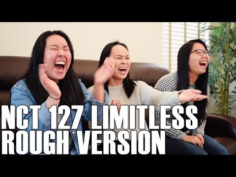NCT 127- Limitless Rough Ver. (Reaction Video)