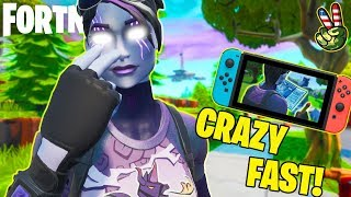 Fastest Fortnite Nintendo Switch Editor! V2