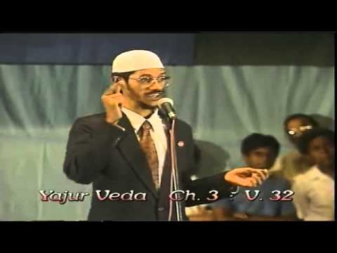 Is Ram Messenger Of God (ALLAH) and Are The Vedas The Revalation Of ALLAH? Dr Zakir Naik