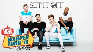 Set It Off - Full Set (Live Vans Warped Tour 2016)