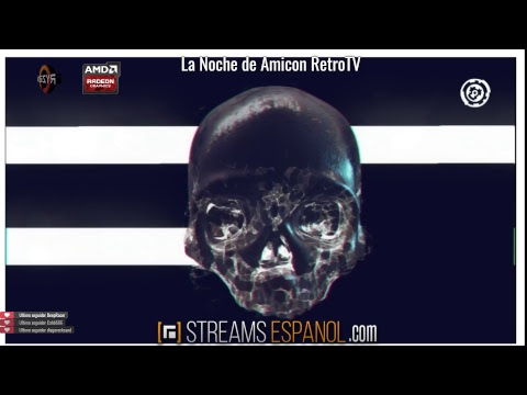 Directo: La Noche de Amicon RetroTV | Revision Party 2017