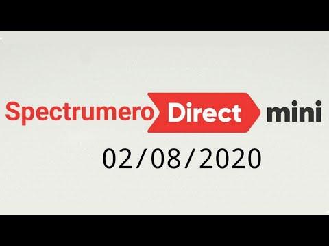 Spectrumero Direct Mini (02-08-2020)