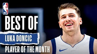 Luka Doncic's October/November Highlights | KIA Player of the Month