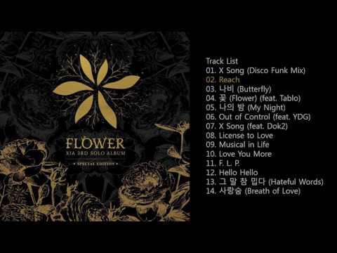 XIA (시아) | Flower (꽃) Special Edition [Full Album]