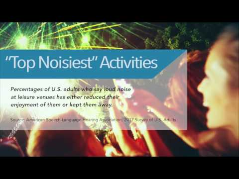 Noisy Leisure Activities