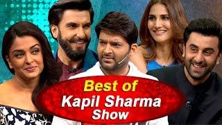 Ranbir Kapoor, Aishwarya Rai Bachchan & Kapil Sharma   Best of 2016   Best Indian Comedy   Set India