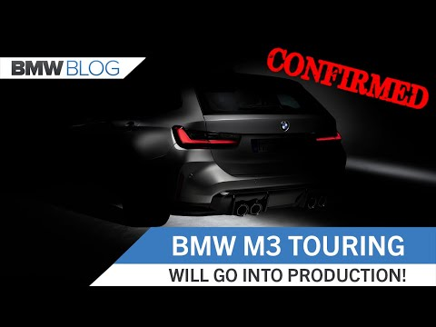 BMW M3 Touring – CONFIRMED!