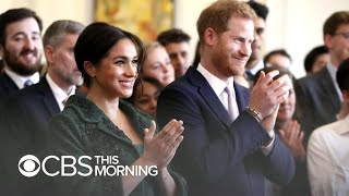 Are Prince Harry and Meghan Markle moving to Africa?