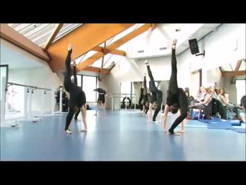 Gymnastic Girls Of Amazing Flexibility
