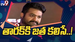 Jr NTR likely to romance with Alia Bhatt or Jhanvi Kapoor..