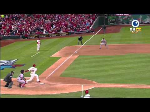 MLB前所未見的終結判決 2013世界大賽紅襪vs紅雀Game3九局下半 (10/26)