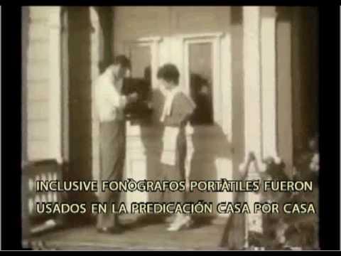Testigos de Jehova - Vergonzosa historia