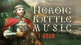 Kanteleon - Heroic Battle Epic Music - Slavic Gusli (Slavic Psaltery) & Flutes - Best Slavic Music 1 Hour