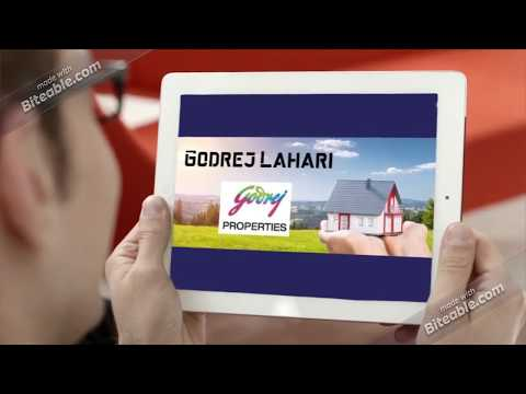 Godrej Lahari New Property in Bangalore