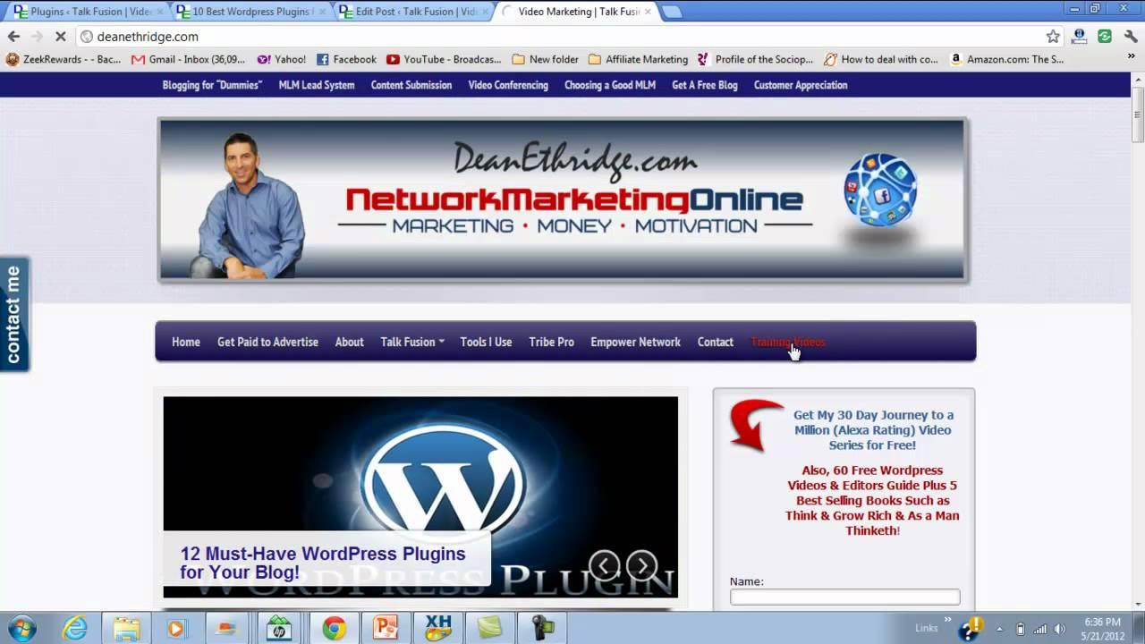 Top 10 WordPress Plugins 2012 - Best WordPress Blog ...