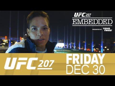 """UFC 207 Embedded, cz. 4: """"Okręcę ci krawat wokół szyi"""" (+video)"""