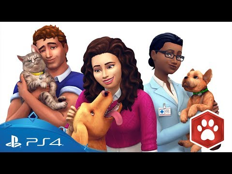 The Sims 4 | Paket Cats & Dogs | PS4