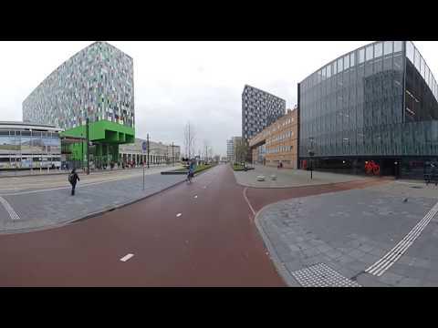 Ride to the University Medical Centre Utrecht photo