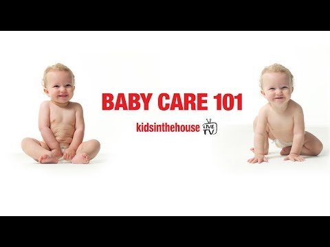Kids in the House Announces Brooke Burke-Charvet and Leana Greene host live broadcast covering the latest in baby care with eight top experts.