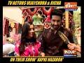 Aapki Nazron Ne Samjha actors Vijayendra, Richa open up on their upcoming track