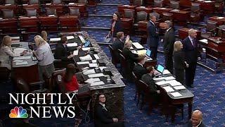 Senate Passes 9/11 Victim Compensation Funding | NBC Nightly News