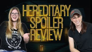 Hereditary Spoiler Review