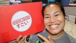 2016 June Japan Crate Unboxing - [Premium]