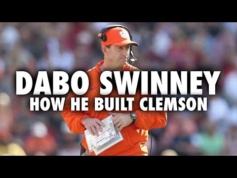 How Dabo Swinney Built Clemson