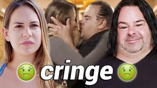 big Ed and new girlfriend moments that will make you CRINGE | 90 day fiance the single life