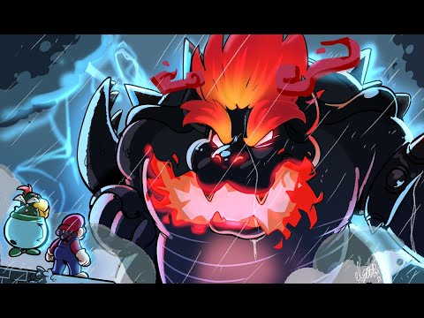 BlackGamer9000 Plays Super Mario 3D World + Bowser s Fury Part 5