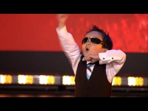Baixar Vierjarige Tristan danst Gangnam style in Belgium's Got Talent