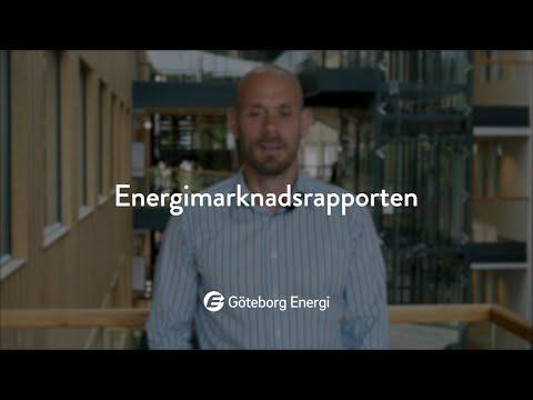 Energimarknadsrapporten, juni 2020