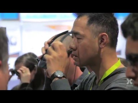 iCrossing @ CES 2016 - The Collaboratory