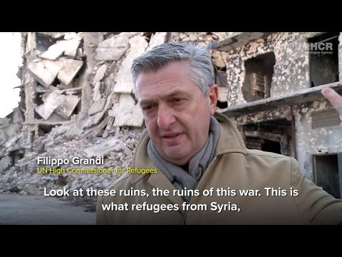 Syria: High Commissioner's Aleppo visit ( TRAILER)