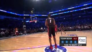 2015 NBA Shooting Stars   Full Highlights   February 14, 2015   2015 NBA All Star Weekend