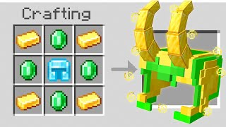 Minecraft if You Could Play as Loki…