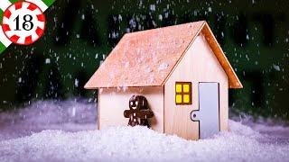Cracking the Crazy Lodge Puzzle !! | Puzzle Advent Calendar