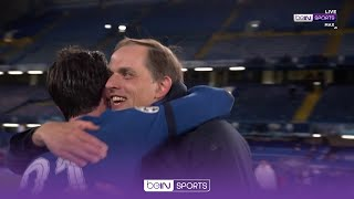 JUBILANT scenes as Thomas Tuchel's Chelsea reach UCL final | UCL 20/21 Moments