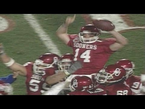 The Greatest Moments In Oklahoma Football History HD