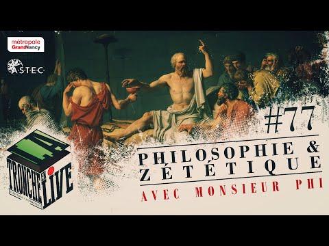 Philosophie & Zététique (avec Monsieur Phi) - Tronche en Live #77