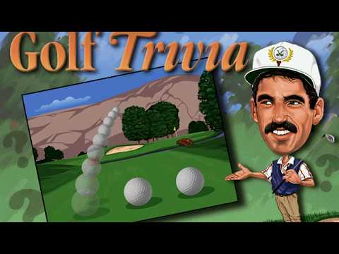 Corey Pavin's Golf Interactive (Trivia) (Chameleon, Big Hand) (Windows 3.x) [1995] [PC Longplay]