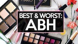 5 BEST & 5 WORST: ANASTASIA BEVERLY HILLS | Jamie Paige