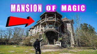 Abandoned Mansion Of Magic - Fairy Tales Dreams